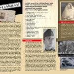 Emléktábla - Kitörés emléktúra 2020
