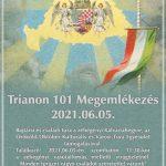 Trianon 101 Megemlékezés